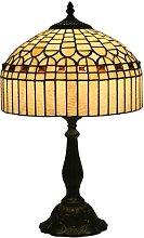DIMPLEYA Tiffany Lampes de Chevet Décoration de