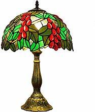 DIMPLEYA Tiffany Lampes de Table Tiffany Vitrail