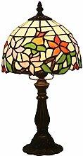 DIMPLEYA Tiffany Style Table Lampe de Chevet,