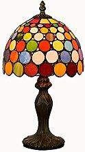 DIMPLEYA Tiffany Table Lampe Européenne Créative