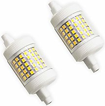 DINGXB RS7 12W 78mm Ampoule LED dimmable1500LM