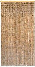 Dioche Rideau anti-mouches pour porte de 120 x 220