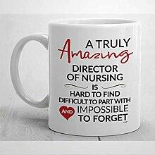 Directeur de la tasse de soins infirmiers