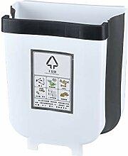 DishyKooker 1 poubelle pliante multifonction pour