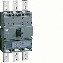 Disjoncteur boîtier moulé h1000 3P 50kA 800A LSI