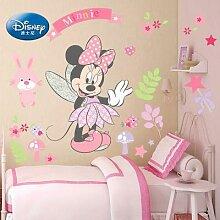 Disney autocollant mural Minnie souris pour