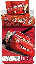 Disney Cars Légende - Parure de Lit - Housse de