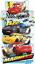 Disney Cars Madness Housse de Couette - 140x200cm