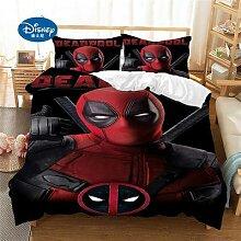 Disney dessin animé rideau parure de lit housse