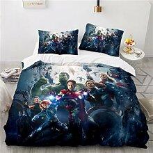 Disney Marvel Avenger L'alliance 3D Ensemble