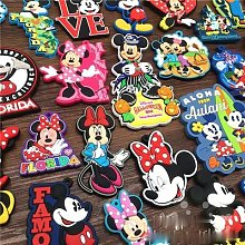 Disney Mickey Minnie dessin animé colle souple