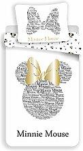 Disney Minnie Parure de Lit - Housse de Couette