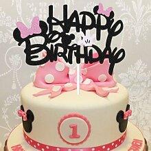 Disney Minnie Souris figurine pour gâteau de