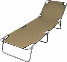 Distingué sièges de jardin serie castries chaise