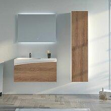 Distribain - Meuble de salle de bain CALGIARI 900