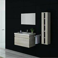 Distribain - Meuble de salle de bain DIS800A