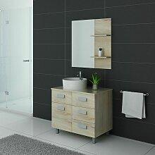 Distribain - Meuble de salle de bain MILAN