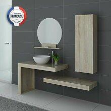 Distribain - Meuble de salle de bain MONZA
