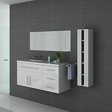 Distribain - Meuble de salle de bain URBAN Blanc