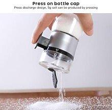 Distributeur de sel à pression créatif, Shaker