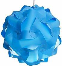 DIY Puzzle Abat-jour Lampe De Lumière Moderne