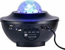 Diyozzy - Lampe de projection USB Starlight avec