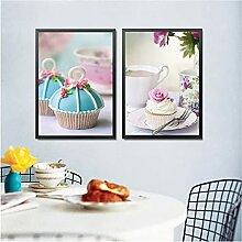 djnukd Dessert Affiche Et Impression Toile