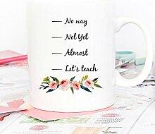 DKISEE Cadeau amusant pour professeur, cadeau pour