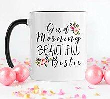 DKISEE Tasses à café ou à thé pour meilleur