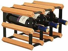 DNSJB Casier à vin Casier à bouteilles de vin en