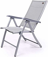DNSJB Chaises Pliantes Textoline inclinable Chaise