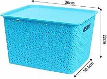 DNSJB Couvert Boîte De Rangement en Plastique