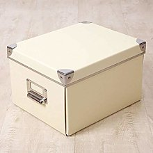 DNSJB Papier Boîte de Rangement de Bureau Boîte