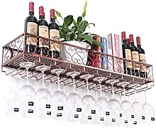 DNSJB Supports à vin en métal suspendus