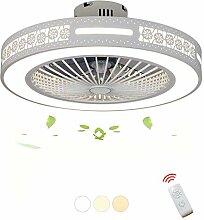 DOCJX Ventilateur nordique source de lumière