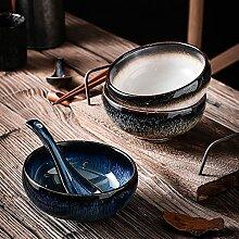 dodouna 3 Pièces Japonais En Céramique Rétro
