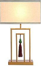 Domallk Lampe de Table créative Nouveau Style
