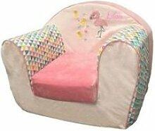 Domiva fauteuil club flamingo DOM3700948317402
