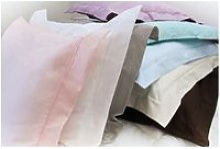 Domiva taie oreiller - blanc - 40x60 cm