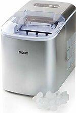 Domo DO09200IB Machine à Glacon Argent 2,1 L 105 W