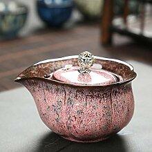 DONG Pot Four Cuit en Céramique Ménage Pot