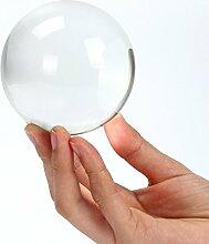 Donnagelia Boule De Cristal Transparente Boule en
