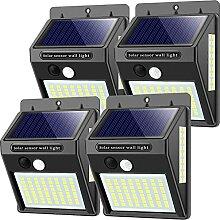 DOOK Eclairage Exterieur Solaire Puissant, 100 LED