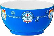 Doraemon petit bol à soupe Bleu