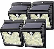 Dotopon Lampe Solaire Exterieur, Kilponen 250LED