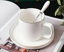 Double Tasse à Café En Verre Cappuccino Latte