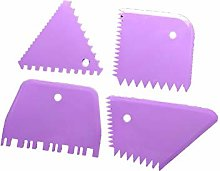 Dougher Draper Cutter Tootther Toother, 4Pcs