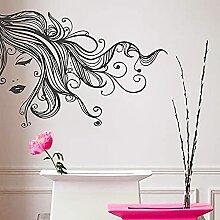 DOUMAISHOP Fille Beauté Cheveux Longs Maquillage