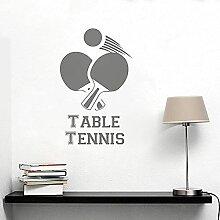 DOUMAISHOP Gym Sports Studio Décoration Tennis De
