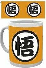 Dragon ball - mug goku kanji GYE-MG0903